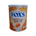 Picture of FOX'S Crystal Clear Orange (2 Tin Packs) 200g