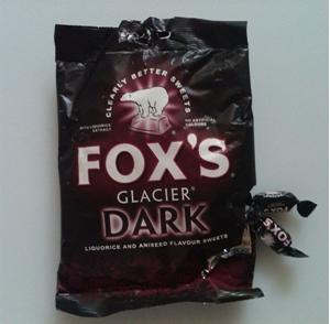 Picture of FOX'S Glacier Dark (173g)