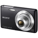 Picture of Sony CyberShot DSC-W620 Black